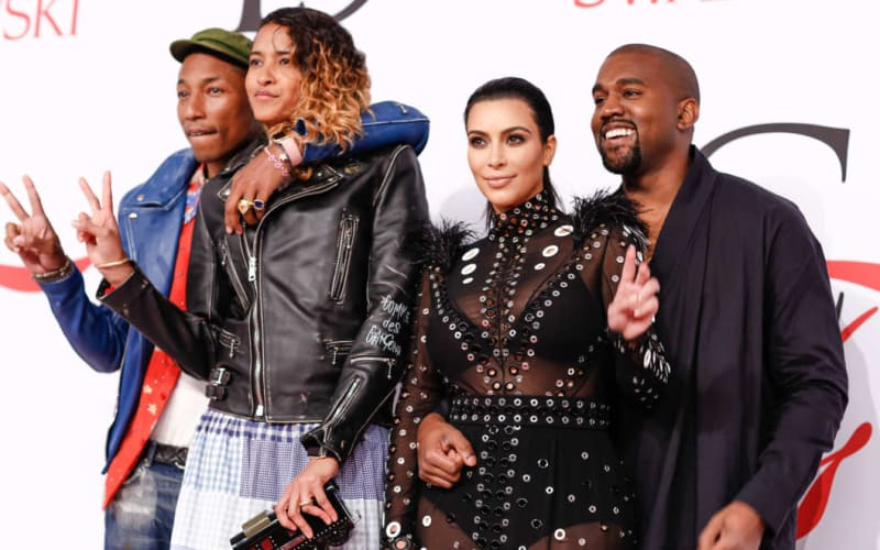 Pregnant Kim KW, Victoria Beckham, James Corden And Pharrell – All About The CFDA Awards