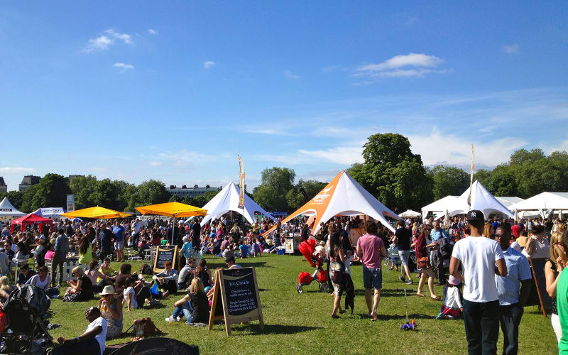 Best Summer Food Events In London