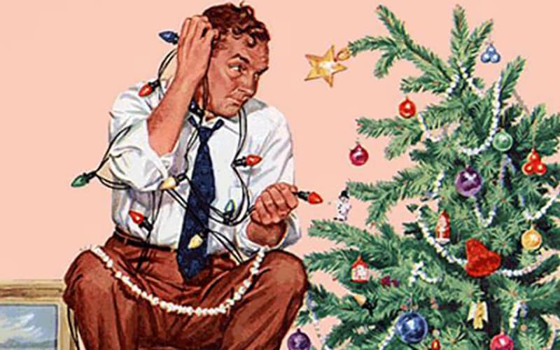 Dads Guide to Surviving Christmas
