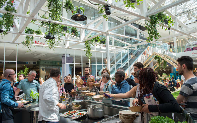 London Food Month arrives this Summer at Westfield