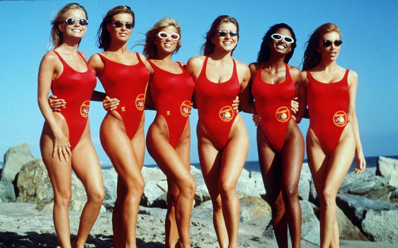 1927402da9cf2 Six Red Swimsuits for Baywatch Babes. Westfield Inspiration. Share.  uploaded by Sophia.Bakopanos@westfield-uk.com