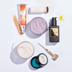 Rose and Clean Beauty Summer Friday