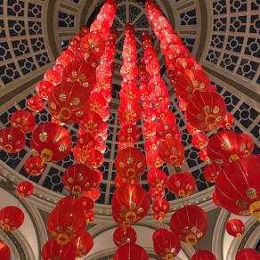 Red Lantern Instagram Contest