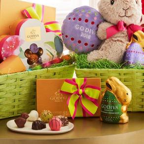 Godiva Easter Sets