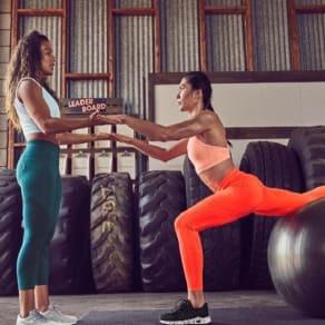 Athleta Mash-Up Workout Event