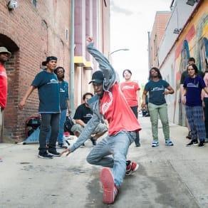1vs1 Open Styles Urban Dance Battle