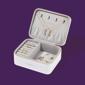 FREE Jewelry Box With $125 Pandora Purchase
