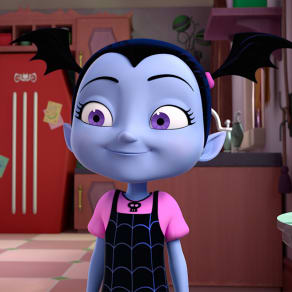 Vampirina Photo Opportunity