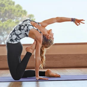 Outdoor Class: Up For Anything Yoga