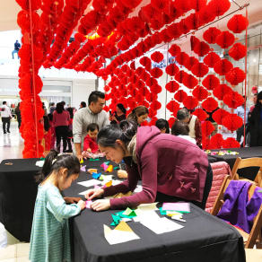 Arts & Crafts for Lunar New Year