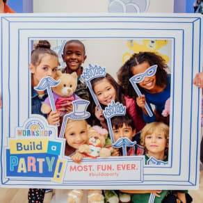 Birthday Parties at Build-A-Bear Workshop