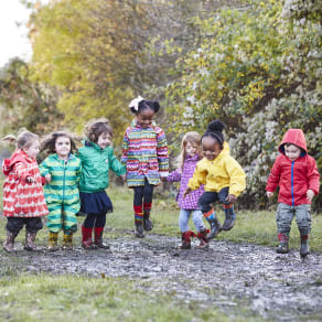 Peppa Pig Muddy Puddle Walk for Save the Children