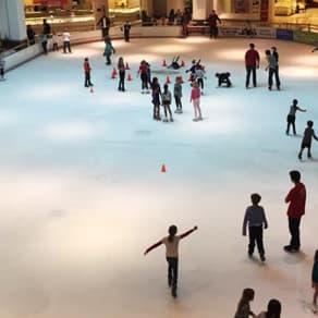 Learn to Skate at Tampa Bay Skating Academy