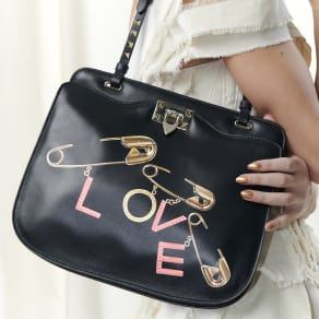 Designer Bag Giveaway: Win a Customized Valentino Rockstud Bag