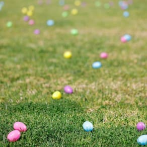 Egg-citing Easter Event (kids ages 5 & up)