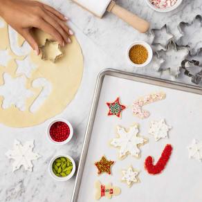 Make and Take Holiday Cookies