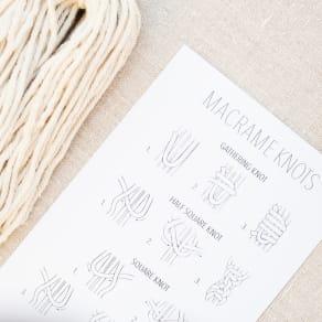 Craft & Sip- Macramé Weaving