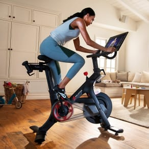 Get The Works accessories ($249 value) free when you buy the Peloton Bike