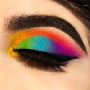 Rock Your Rainbow Look