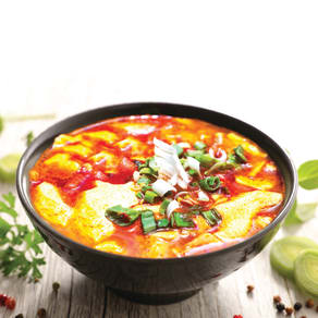 Enjoy a Complimentary Soft Tofu Soup When You Purchase a Hot Stone Bowl at Bibigo!