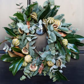 Wreath Making with Wild Wood London