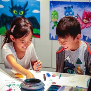 Kids' Art Summer Camp