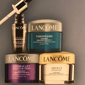 Lancome Free Gift With Purchase
