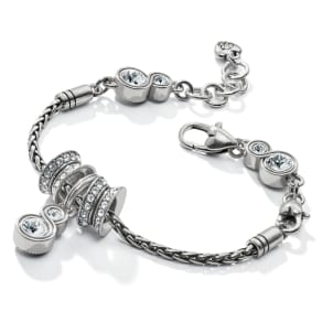 FREE* Infinity Sparkle Slide Bracelet