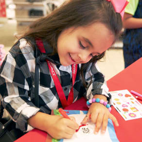 JCPenney Kids Zone Fairy Tale Event