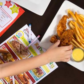 Kids Eat Free Every Tuesday Night