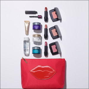 FREE 7 Piece Gift with any $35 Lancôme Purchase