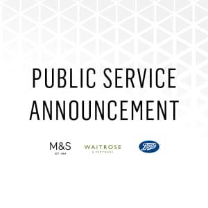 Covid-19 Public Service Announcement