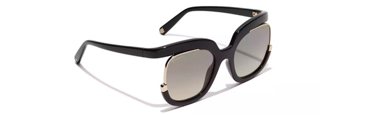 square oversized sunglasses salvatore ferragamo