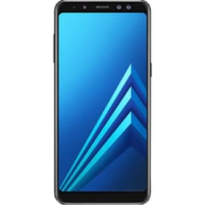 Samsung Galaxy A8 (32GB Black Refurbished Grade A) at £10.00 on Max 8GB (24 Month(s) contract) with UNLIMITED mins; UNLIMITED texts; 8000MB of 4G Triple-Speed data. £33.00 a month.