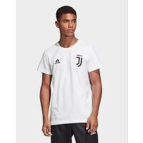 ADIDAS Juventus Turin Graphic T-Shirt - White - Mens