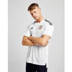 adidas Wales 2018/19 Pre Match Top - White - Mens