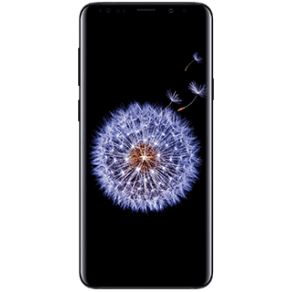 Samsung Galaxy S9+ - Midnight Black - Mobile Phone - with installment plan