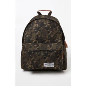 Eastpak Mens Camouflage Padded Pak'r Backpack