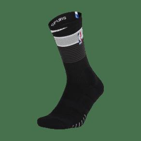 San Antonio Spurs City Edition Nike Elite Quick Unisex NBA Crew Socks