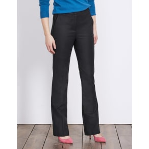 d41b6a593a80e Richmond Bootcut Trousers Black Women Boden