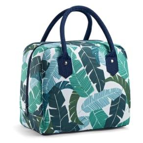 f64bb50721 Fit & Fresh Bloomington Lunch Kit - Palm Print, Green