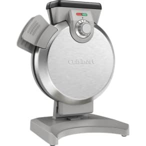 Cuisinart - Vertical Waffle Maker - Silver