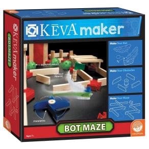 MindWare Keva Bot Maze, Building Sets