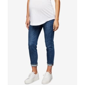 A Pea in the Pod Maternity Boyfriend Jeans