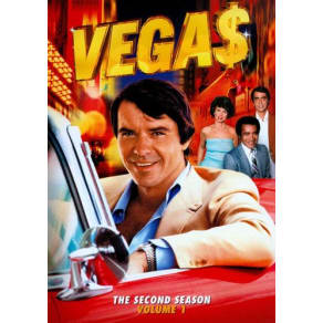 Vega$: The Second Season, Vol. 1 [3 Discs] [DVD]