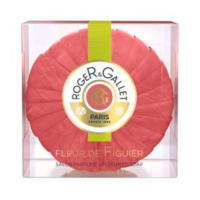 Roger & Gallet Fleur De Figuier Round Soap in Travel Box 100g