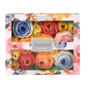 Heathcote & Ivory 'Patterns and Petals' Flower Soap 70g