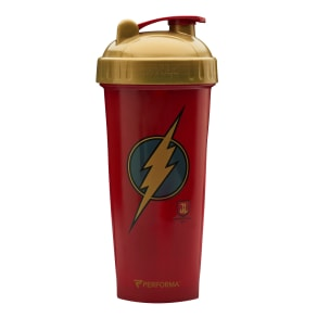 Justice League - The Flash - 1 Shaker Cup - Perfectshaker - Mixers Shakers and Bottles