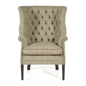 Tetrad Harris Tweed Mackenzie Chair