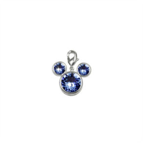 Arribas Brothers Mickey Mouse Birthstone Charm, September